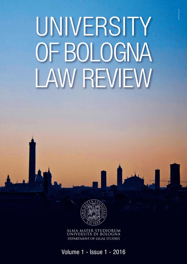 UBLR V1-n1-2016 cover